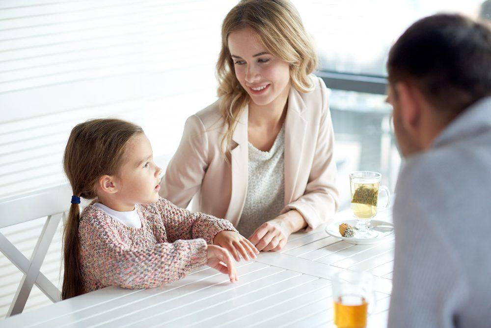 Les enfants du milieu ou enfants sandwich ont la qualité d'être d'excellents négociateurs.