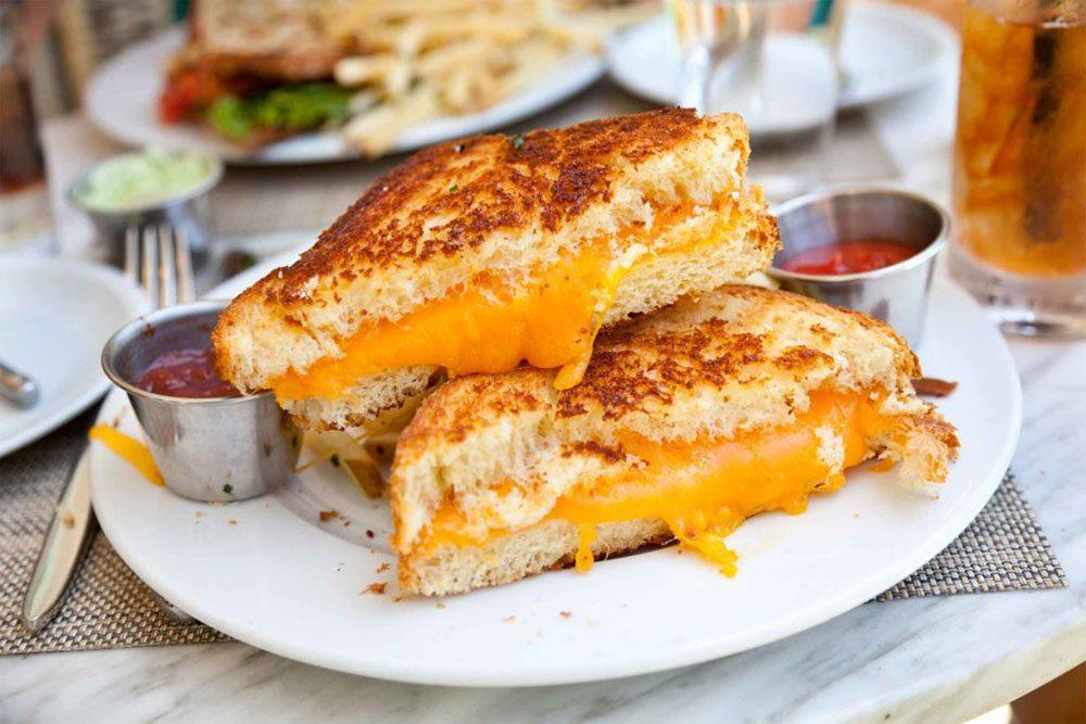 Des envies de fromage peut vouloir dire que vous êtes stressé