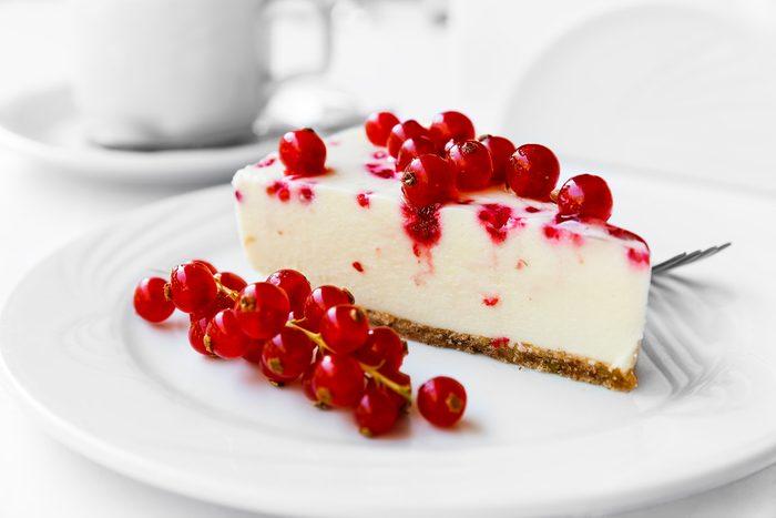 Un gâteau à la ricotta