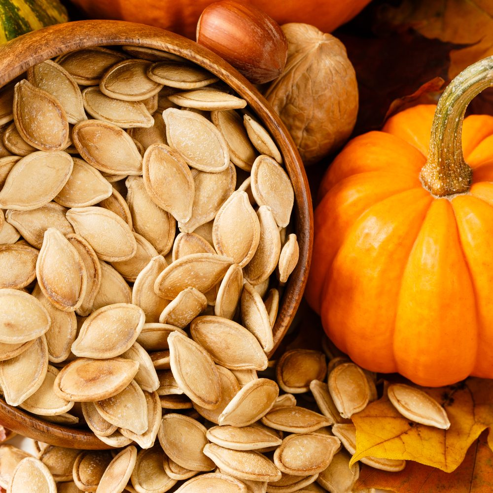 Semillas de calabaza: 15 poderosos beneficios y virtudes para la salud