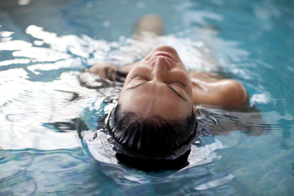 L'hydrothérapie et ses bienfaits sur votre santé sont reconnus depuis l'Antiquité.