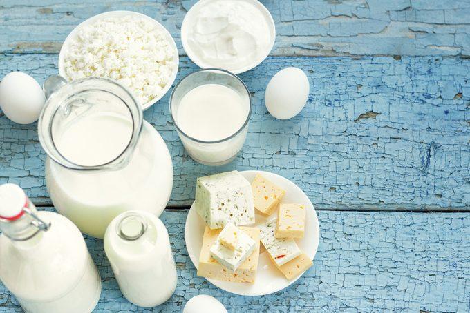 Intolérance au lactose, prenez garde aux produits laitiers