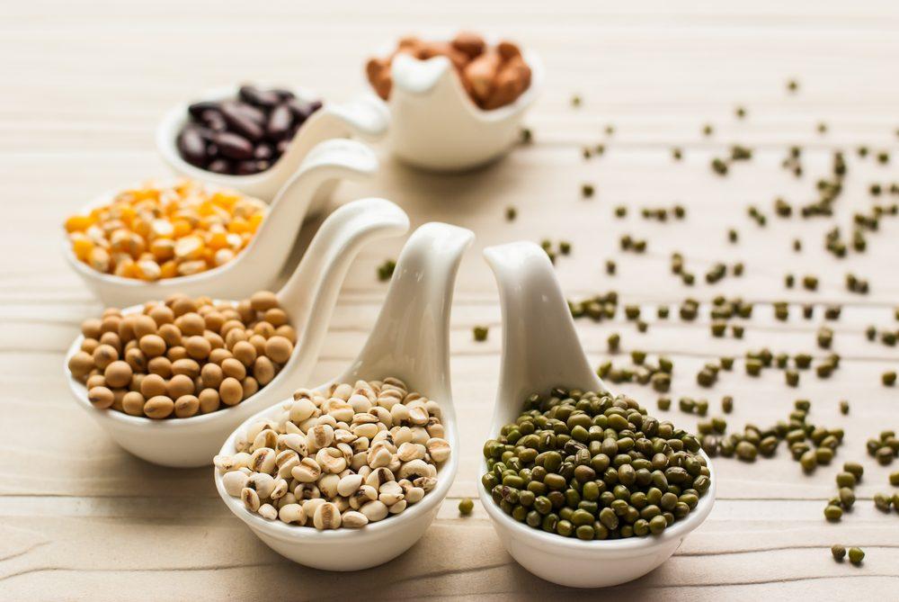 Parmi les meilleurs aliments santé, les légumineuses.