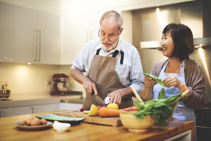 Pour les aînés, des suppléments peuvent améliorer la santé