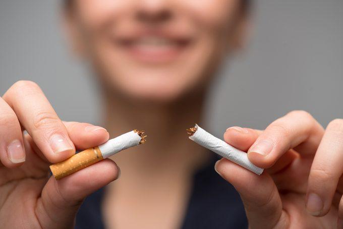 Le tabac cause de nombreux dommages sur la santé