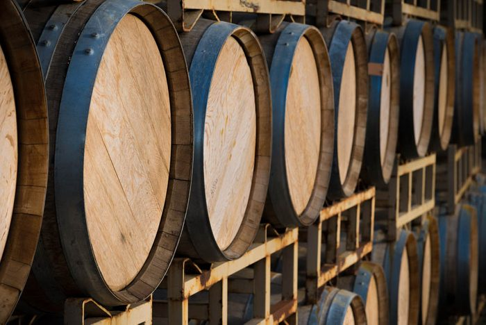 Route des vins : passez par le vignoble de La Bauge.