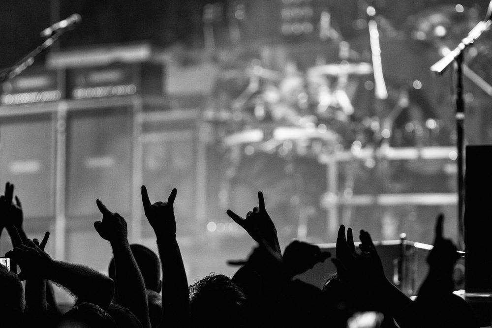 Les amateurs de heavy metal sont doux et créatifs.