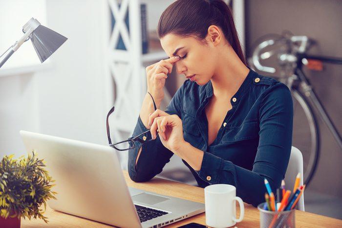Niveau de stress trop élevé: avoir de la difficulté avec les tâches quotidiennes est un signe de stress.