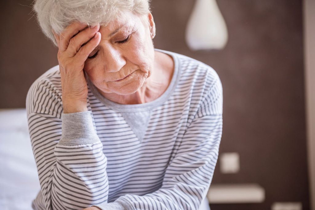 Des maux de tête persistants et des migraines peuvent être des symptômes d'une tumeur ou cancer au cerveau.