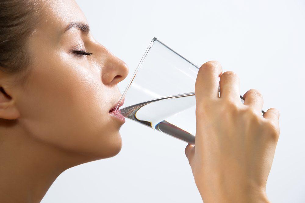 Consommer trop de sel donne soif.