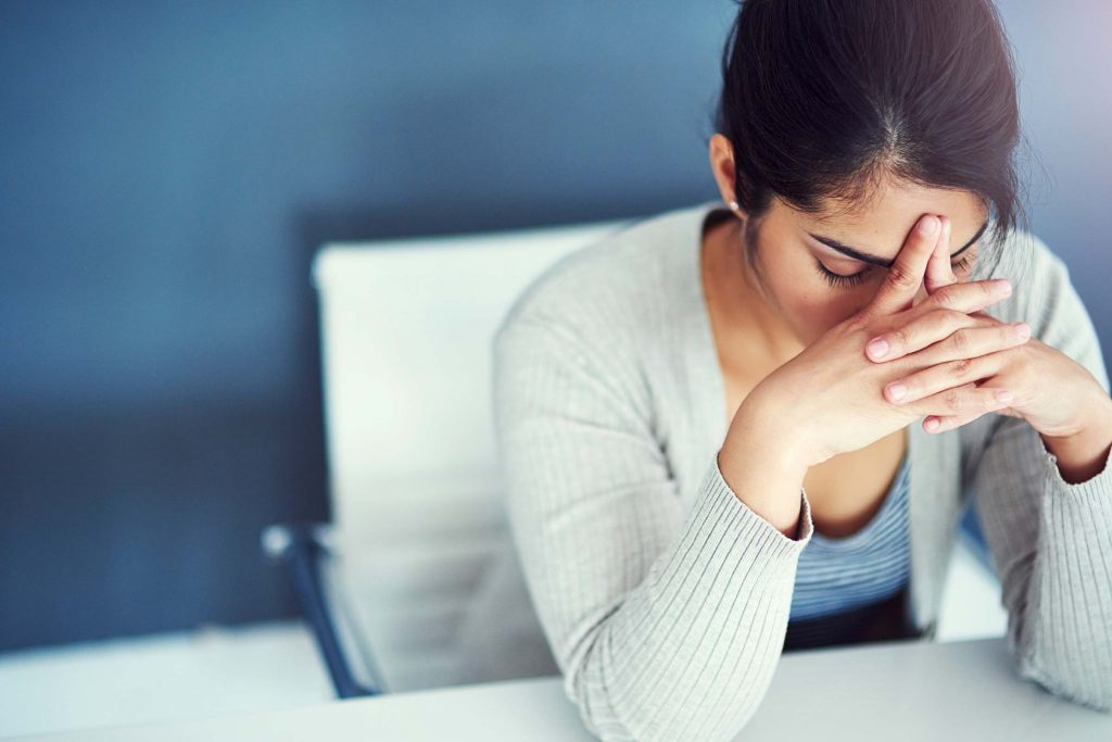 Une fatigue chronique peut indiquer un lupus.