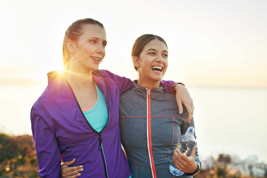 Adopter un régime végétalien peut occasionner un regain d'énergie.