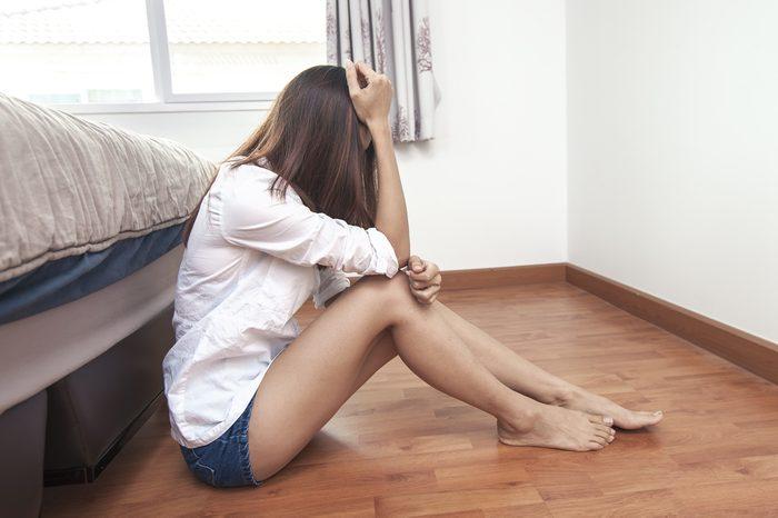 Niveau de stress trop élevé: une baisse de la confiance en soi est signe que vous êtes stressé.