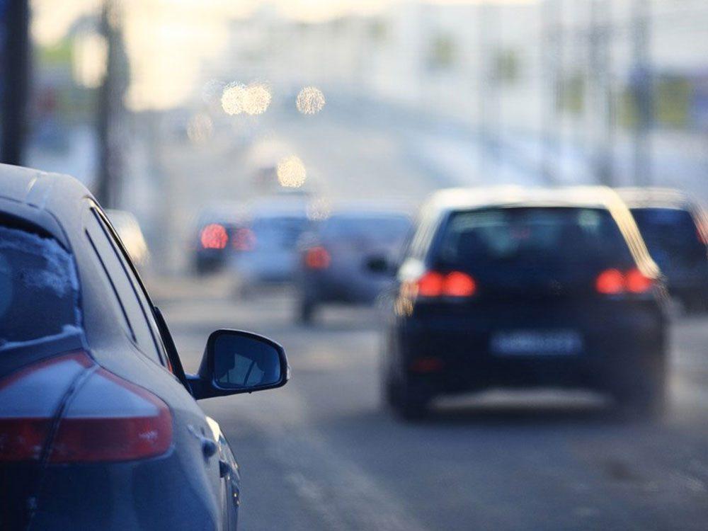 Accidents mortels: le conducteur devant vous semble ivre ou intoxiqué.