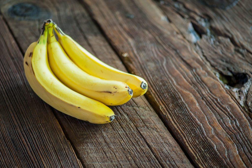 Aliment beauté : un masque hydratant à la banane