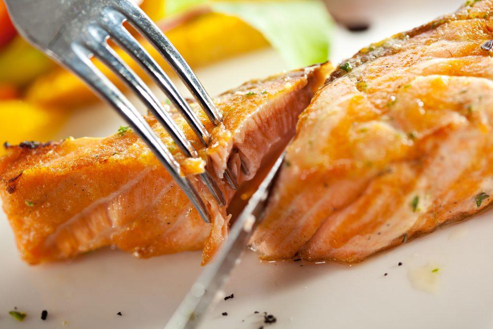 Un bon apport en zinc peut aider à la guérison d'une brûlure