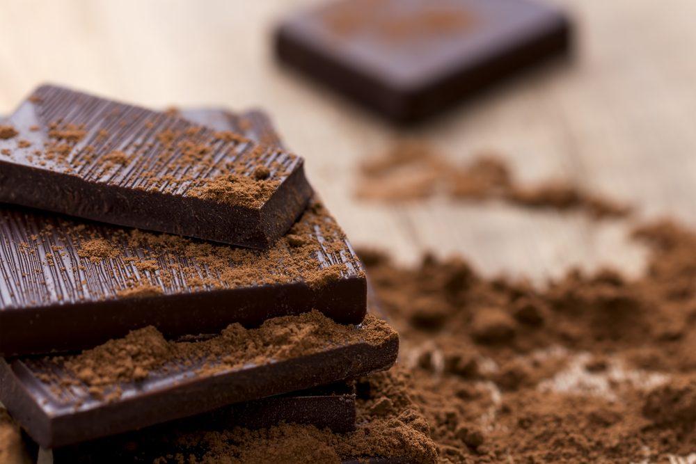 Le chocolat noir un délicieux aliment beauté