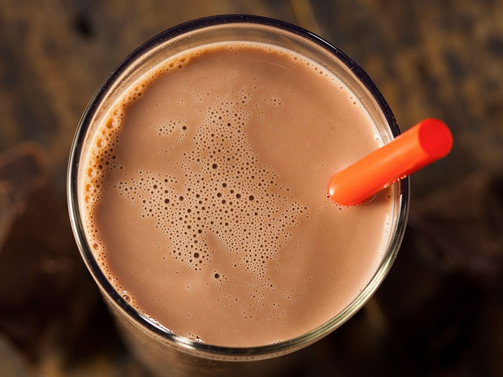 Les boissons protéinées sont bonnes pour contrôler le cholestérol.