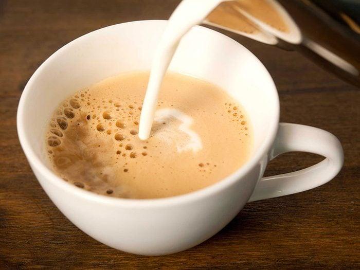 Les produits laitiers sont bons pour contrôler le cholestérol.