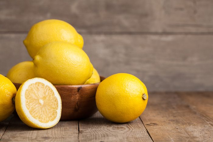 Aliment beauté : le citron pour exfolier et hydrater