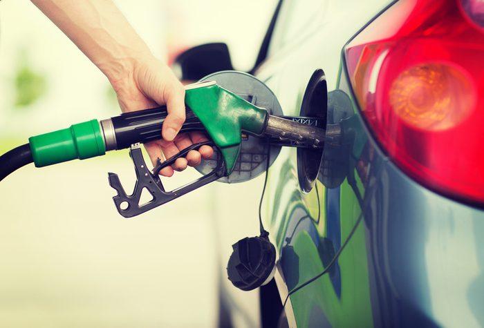 Utilisez le bon carburant, pour votre voiture.