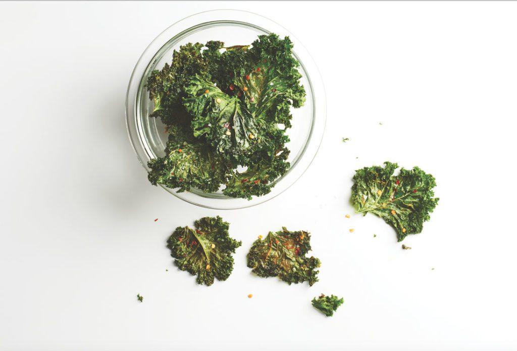 Aliment beauté : le kale pour des ongles forts