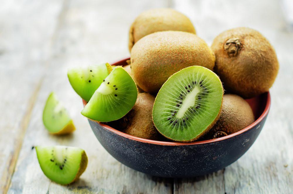 Aliment beauté : le kiwi regorge de vitamine C