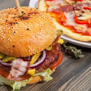 Hamburger géant