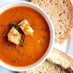 25 recettes de soupes à moins de 200 calories