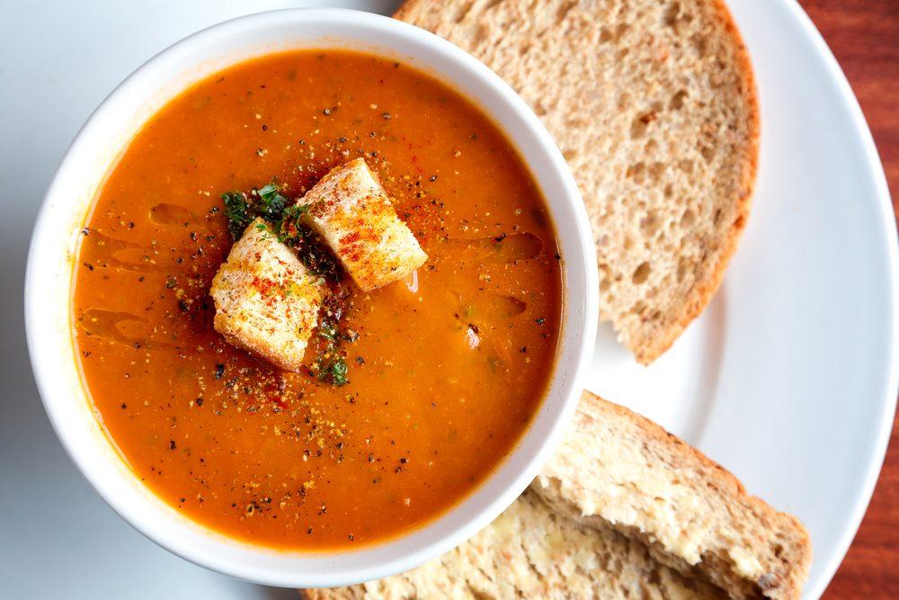 Recette soupe minceur rapide for Az cuisine minceur