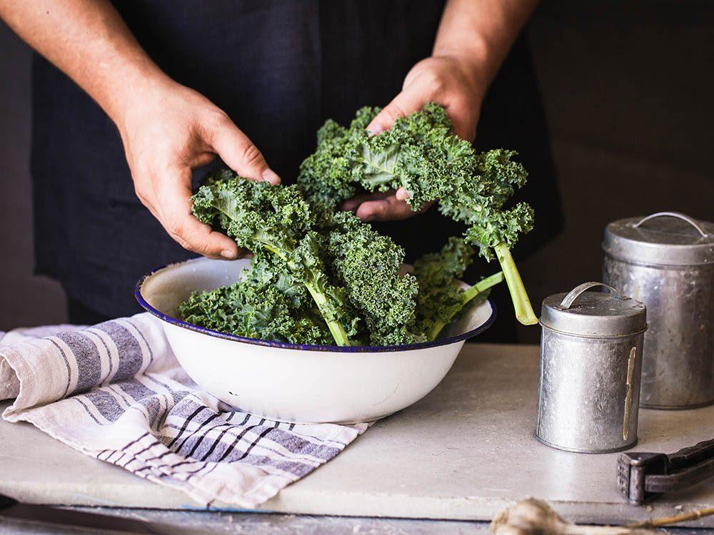 Retrouvez nos meilleures recettes de kale.