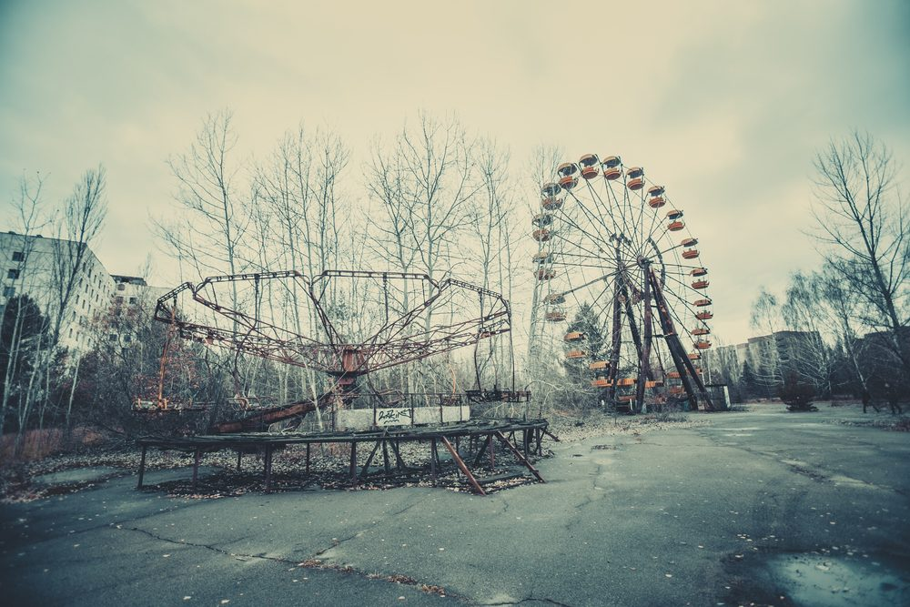 Image result for tchernobyl destination toxique