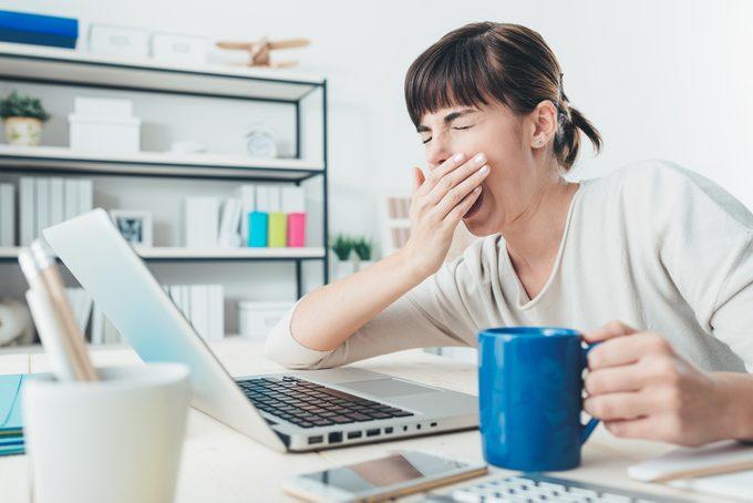 Certains nutriments peuvent être utile dans le syndrome de fatigue chronique