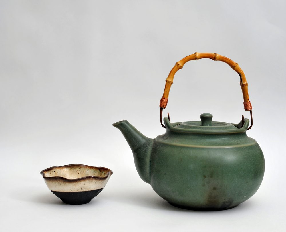 Le thé vert pour un ventre plat.