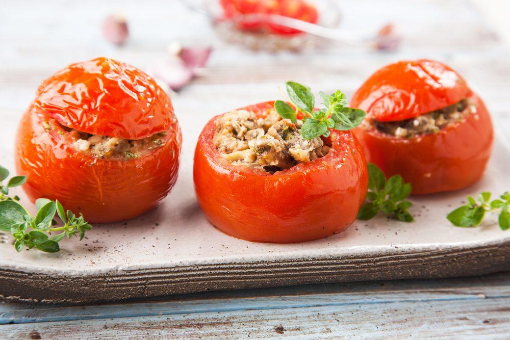 Aliment beauté, la tomate délicieuse