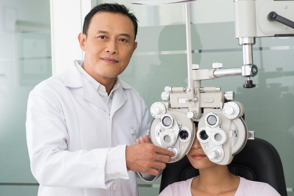 Prévenir et détecter les problèmes hormonaux grâce aux yeux.