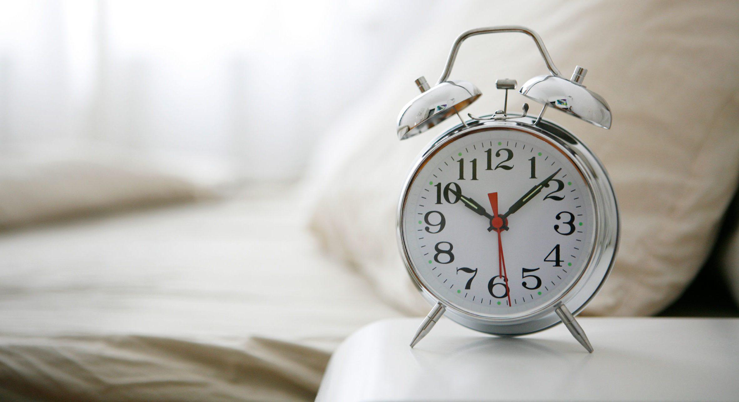 Pour maigrir dans votre sommeil, assurez-vous de dormir suffisamment longtemps.