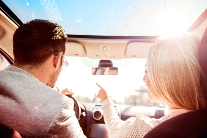 Embarquer un passager peut réduire les risque d'accident.