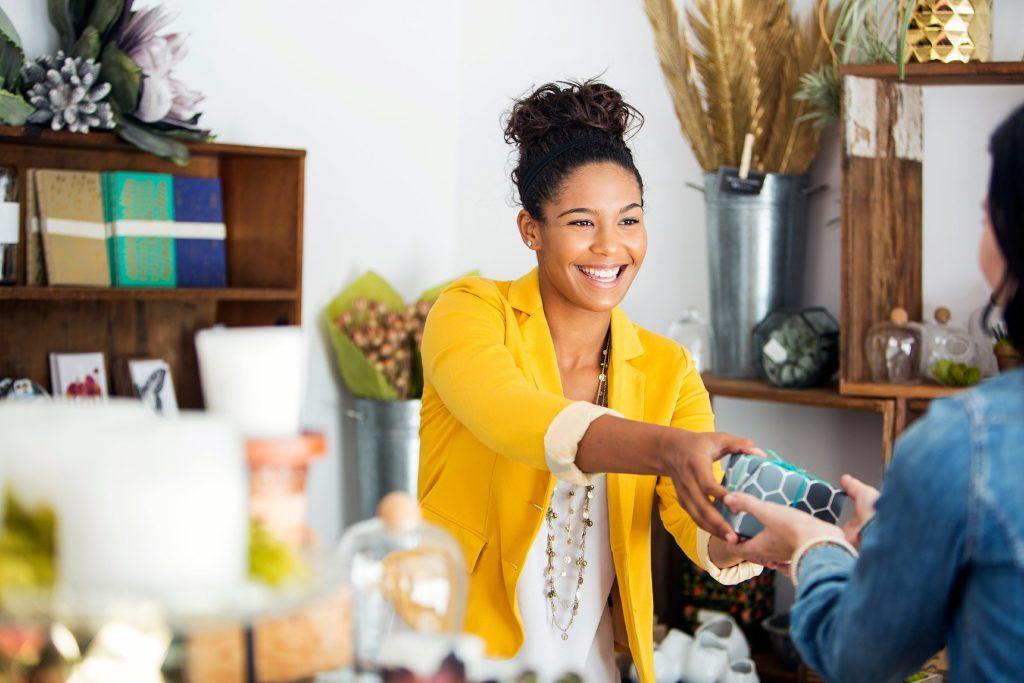 L'apparence des vendeurs influence beaucoup notre consommation.