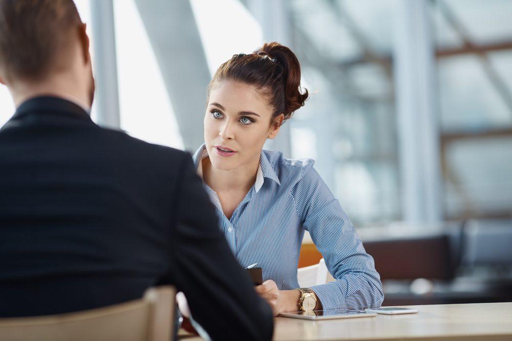 Utilisez souvent le mot expérience lors d'un entretien d'embauche.