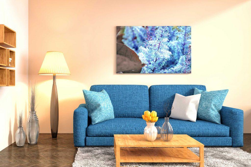 Dégagez les murs le plus possible des meubles encombrants.