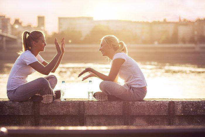 Prenez le temps d'évaluer votre amitié et de peser les pours et les contres