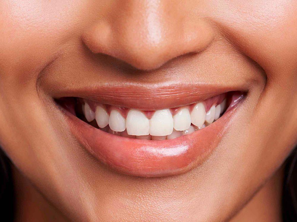 Sevrage: vous pourriez hériter d'un plus beau sourire.
