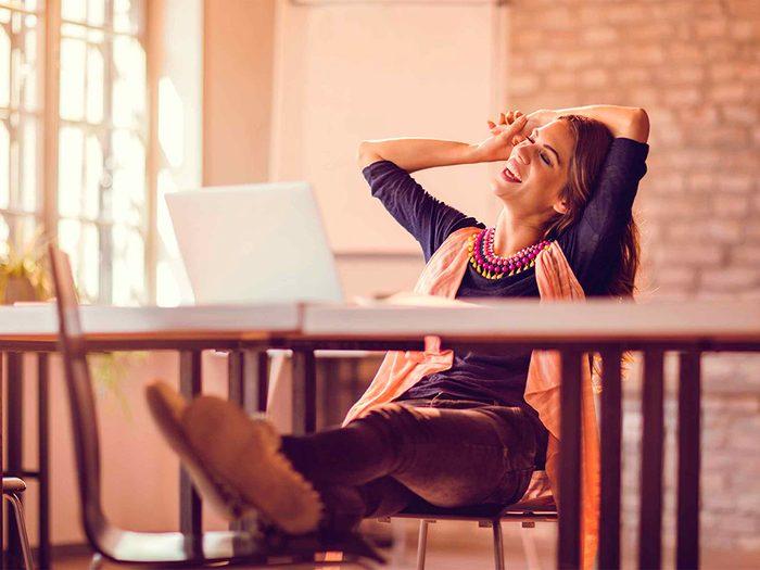 Sevrage: vous pourriez vous sentir plus calme en arrêtant de boire du café.