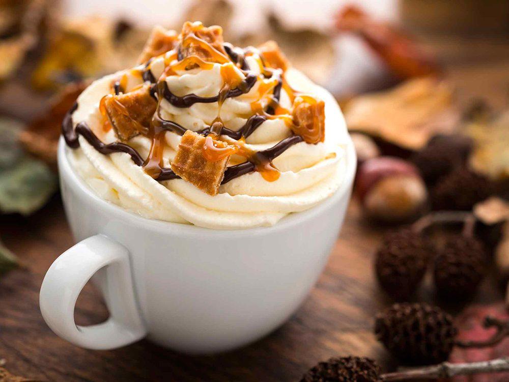 Sevrage: en arrêtant de boire du café, vous pourriez perdre du poids.