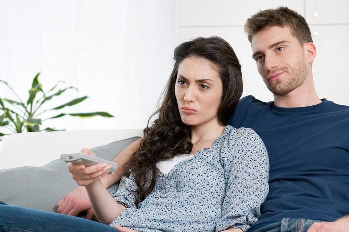 Brown out : perte intérêt pour la vie de famille