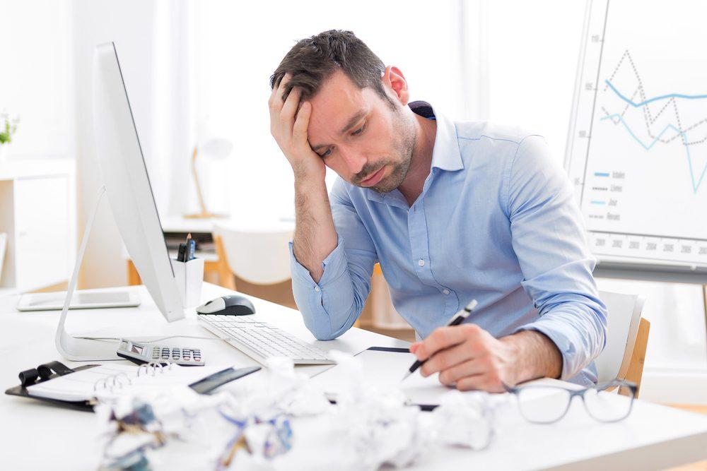 Brown out : vous travaillez de longues heures sans motivation