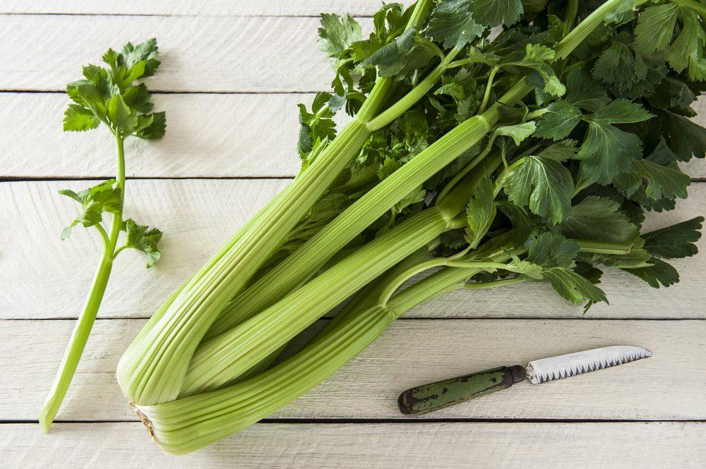 Céleri: bienfaits et vertus d'un légume goûteux et santé!