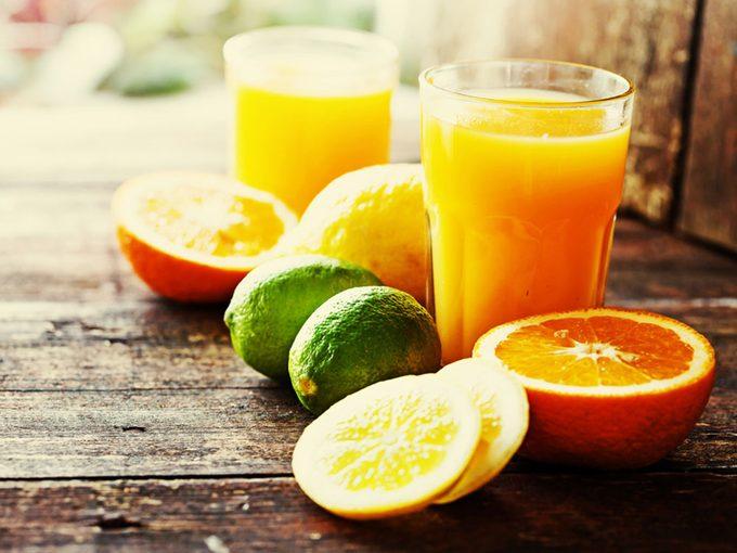 Les jus de fruits et de légumes sont-ils bons ou mauvais pour la santé?