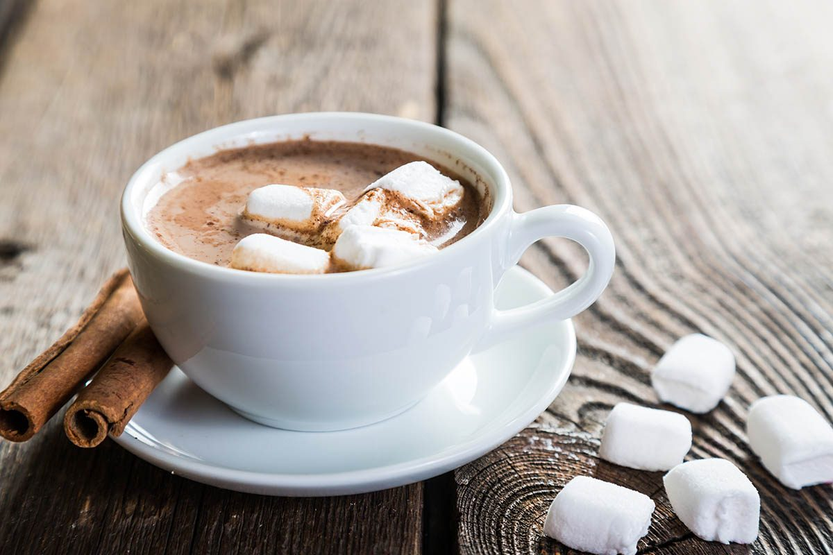 Remède contre la toux : le chocolat chaud